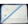 Полотенце-уголок (крестильное)